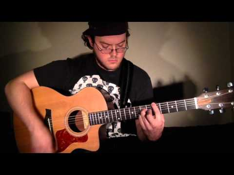 Under The Bridge - Red Hot Chili Peppers (Fingerstyle Cover) Daniel James Guitar