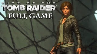 Rise of the Tomb Raider - FULL GAME - Walkthrough - No Commentary