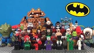 LEGO DC Superheroes: Batman Villains Minifigures Collection