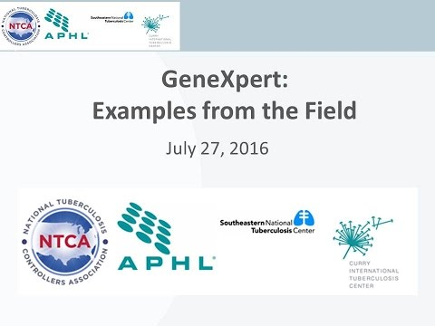 GeneXpert:  Examples from the Field