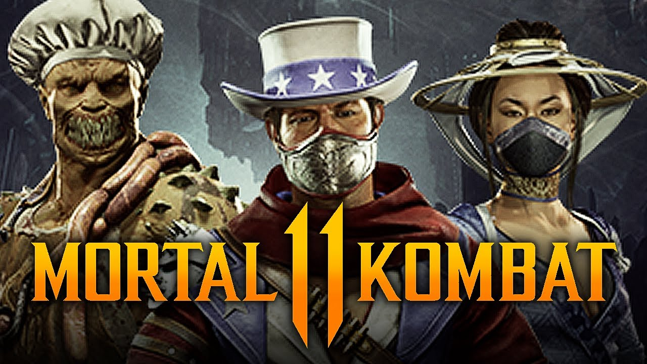 Mortal Kombat 11 New Aftermath Skin Pack Details Release Dates
