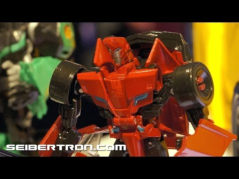 Robots in Disguise 2015 Transformers Products at Toy Fair 2015