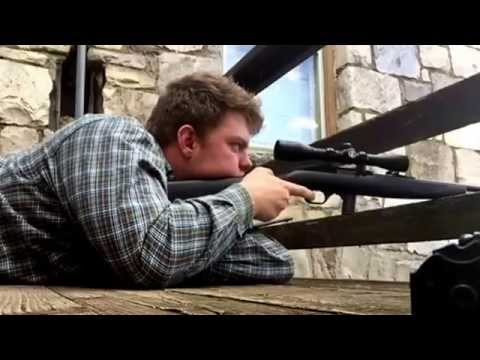 Testing Aguila super colibri 22lr out of ruger 10/22 and mossberg 702