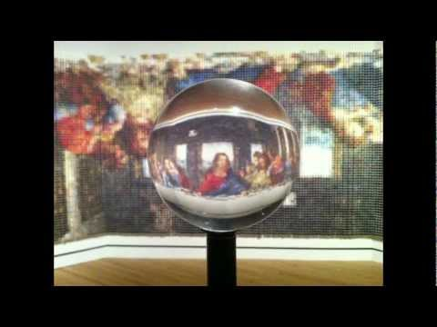 Review: Crystal Bridges Museum of American Art video blog on iPhone first time visit Bentonville AR