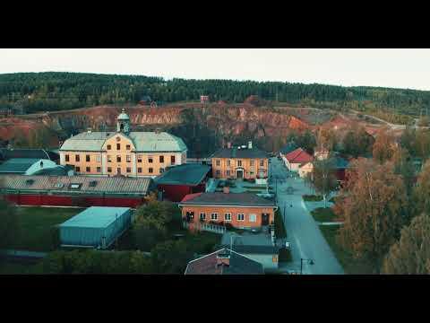Falun Mine - 1000 Years Of Swedish History