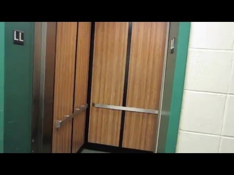West Dover Impulse Hydraulic Elevator @ Hunting Ridge Elementary School, Palatine, IL