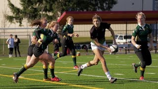 Women's Rugby | Canada West Rugby Sevens Tournament