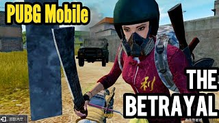 Pubg Mobile The Betrayal Warning: Emotional | Funny Clip/parody