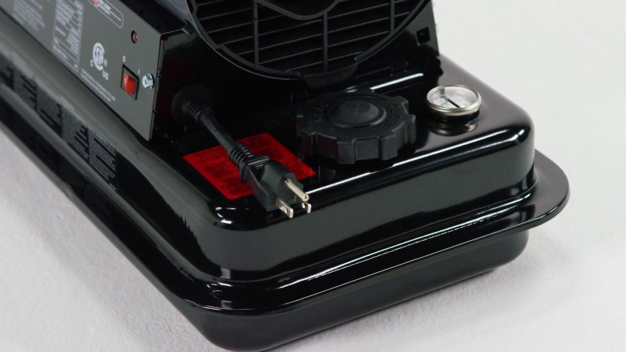 dynaglo delux 50k btu kerosene forced air heater kfa50dgd - Dyna Glo Kerosene Heater