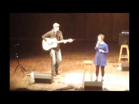 """""""All the Miles"""" closing song sung by Heather Rankin Deep Roots 2016"""