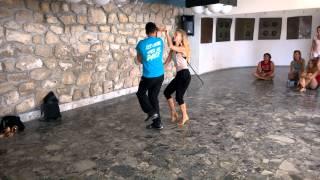 Salsa cubana I+II demo - Ronaldo&Lucia