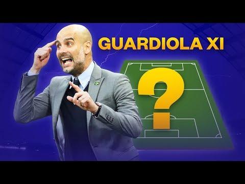 Pep Guardiola's dream XI | Oh My Goal