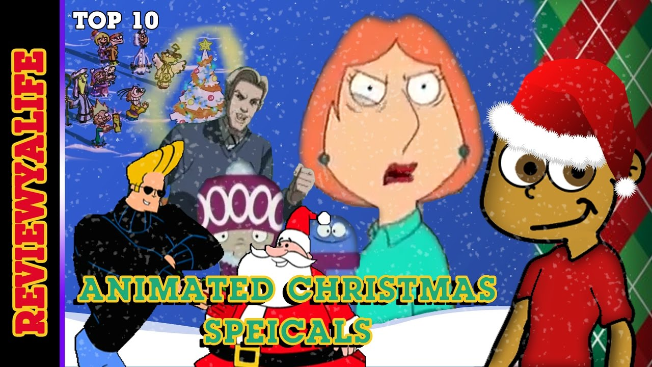 top 10 animated christmas specials reviewyalife