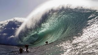 PIPELINE Hawaii - Massive Swell