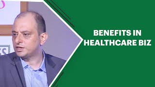 Benefits in Healthcare biz