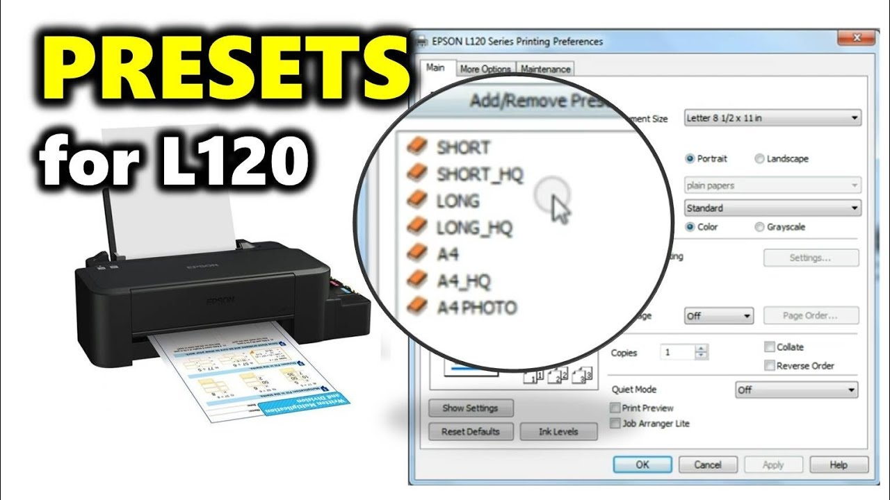 How to do fast photo copy in inkjet printer || Fast xerox