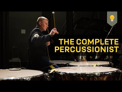 the complete percussionist youtube. Black Bedroom Furniture Sets. Home Design Ideas