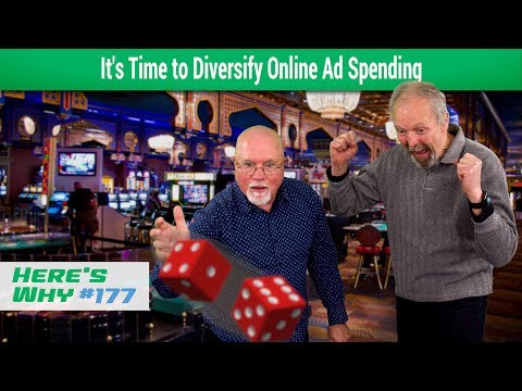 It's Time To Diversify Online Ad Spending: Here's Why