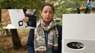 видео  электрический котел отопления в Украине