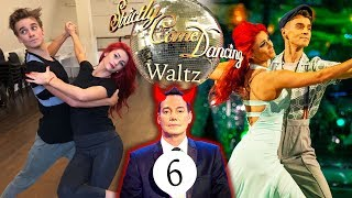 REACTING TO OUR WALTZ!