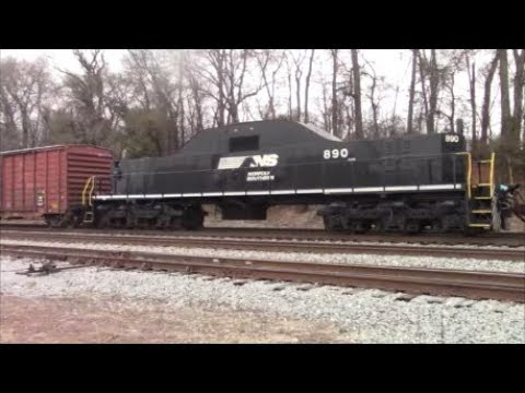 NS 175 with yard slug