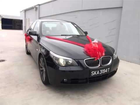 Wedding Car Decoration Bmw | Decor Pictures Ideas For Vehicle