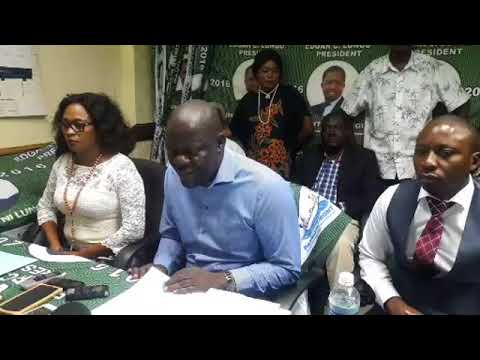 PF Press Conference After their Elections Victory