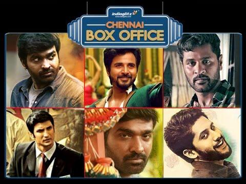 Chennai Box Office Status (Oct 14th - Oct 16th)