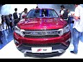 2016, 2017 Changan CS75 SUV launched on the Chinese auto market
