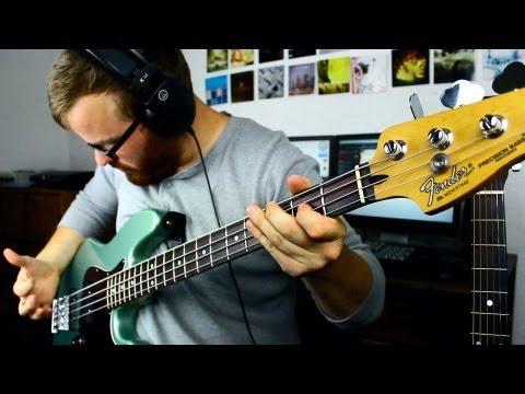 MIM Fender Jazz Bass w/SD Basslines [Demo]