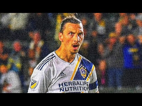 Zlatan Ibrahimović Scored a  Bicycle-kick Goal so amazing He Even impressed Himself