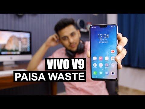 Vivo V9 Full Review in Hindi - 23 Hazar Kharab Mat Karna!