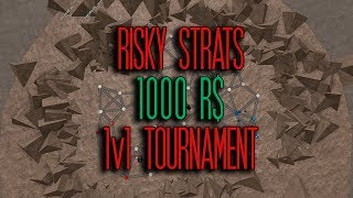 Risky Strats Tournament Announcement
