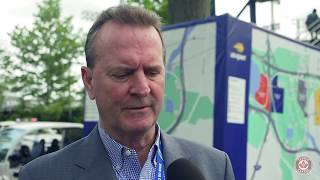 Roundabout the US Open: Tom meets the press, players, and important personel thumbnail