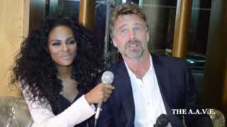 JOHN SCHNEIDER and TIKA SUMPTER - 'The Haves and The Have Nots'