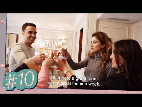 Real Life Daily | Cheers To Paris Fashion Week - Episode 10
