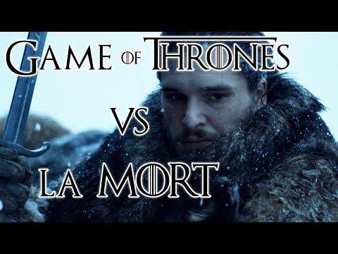 Top 10 des MORTS probables dans Game of Thrones saison 8