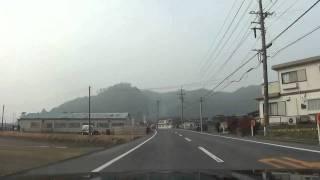 国道374~岡山県道26で片上鉄道まで