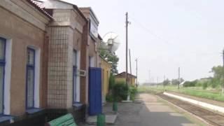 Железнодорожная станция Мечетная(Железнодорожная станция Мечетная Приднепровская Железная дорога (Украина, Днепропетровская область Покр..., 2016-03-05T22:19:27.000Z)