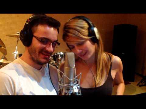 Elsa & Costin - In the ghetto (cover) @ Studio Inregistrari Ploiesti