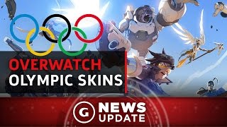 Overwatch Adds Skins, Rocket League-Style Mode to Celebrate Olympics - GS News Update