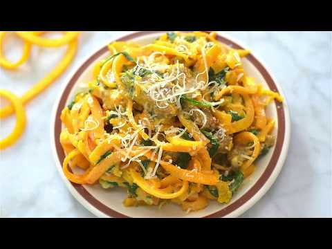 Butternut Squash With Sausage