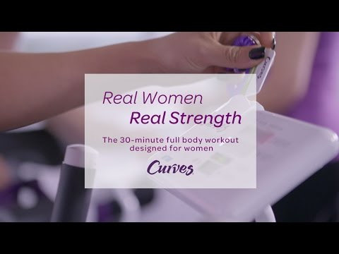 The Benefit Of The Curves 30 Minute Workout - Curves Fitness Clubs