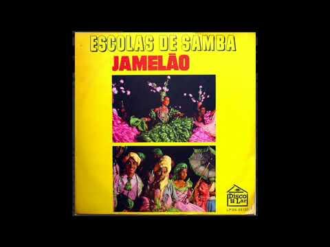 """A Mangueira não morreu (Jorge Zagaia) - Jamelão """"Escolas de Samba"""" (1957)"""