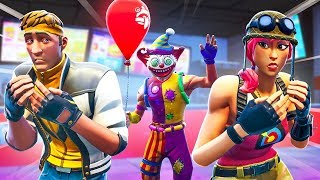 *NEW* HORROR CLOWN HIDE & SEEK In Fortnite!