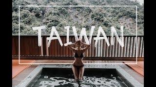 Gambar cover Hot Spring City Outside of Taipei - Taiwan Vlog Part 1