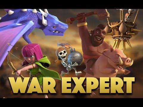Top Must See Attacks From War Experts Town Hall 9 | Clash Of Clans