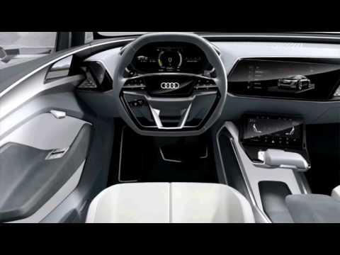 2019 Audi E-Tron Sportback Concept - AutoCar TV NewCar.