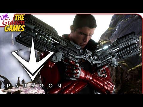 видео: paragon — Смотрим игру [СТРИМ]