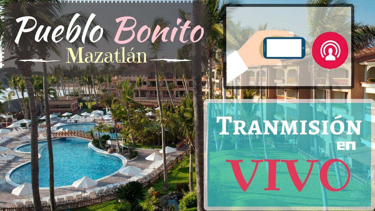 Pueblo Bonito Mazatlan Presentación Del Hotel En Vivo Por México Hoteles 01 11 2016